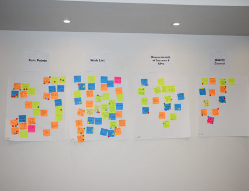 Design Research Exercises at the New York Campaign Finance Board